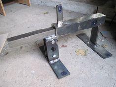 How to build KMG type belt sander Metal Welding, Metal Tools, 2x72 Belt Grinder Plans, Diy Belt Sander, Knife Grinder, Laser Cutting Service, Wooden Plugs, Knife Making Tools, Hammer Tool