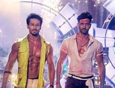 'War' Box Office Report: Hrithik Roshan and Tiger Shroff's film likely to mint Rs 23 crore on Day 2 As per experiences, Hrithik Roshan and Tiger Shroff Bollywood Pictures, Bollywood Movie, War, War Movie, Actors, Bollywood Actors, Film, Hrithik Roshan, Veteran Movie