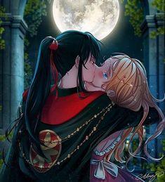 Anime Neko, Kawaii Anime Girl, Manga Anime, Anime Art, Anime Princess, My Princess, Cute Anime Boy, Anime Love, Anime Angel Girl