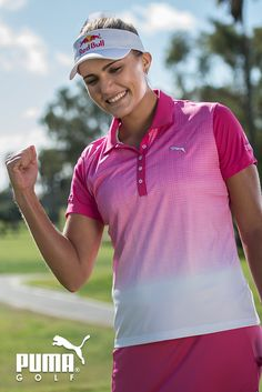 Looking Great - Ladies Golf Fashion - Golf Pro Tips Golf Fashion, Golf Outfit, Ladies Golf, Golf Tips, Looks Great, Improve Yourself, Play, Female, Stylish