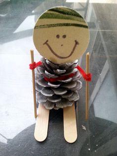 14ο Δημ.Σχ. Ηρακλείου Αττικής: Δ τάξη - Χιονάνθρωπος; Σκιερ; Χριστουγιεννιάτικο στολίδι; Όπως νομίζετε!