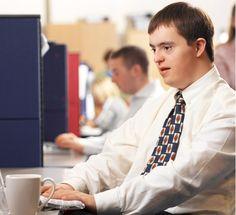 mercado de trabalho sindrome de down - Pesquisa Google