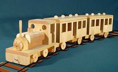 Free Wooden Toy Train Plans There are lots of useful ideas pertaining to your wood working projects found at http://www.woodesigner.net