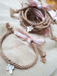 Dream Decor, Christening, 2nd Birthday, Diy And Crafts, Crochet Necklace, Jewels, Detail, Weddings, Bracelet