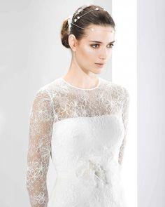 #6046 Nanda Devi Collection - 2016 Vestidos de novia - Jesús Peiró Wedding dresses - Jesús Peiró