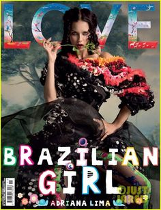 Love Magazine July 2014