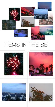 """""""Backgrounds"""" by laurenmalcolm ❤ liked on Polyvore featuring art"""
