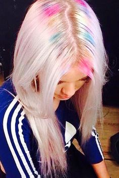 10 Rainbow Hair Ideas | Teen Vogue