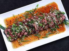 This Easy Anese Tataki Is Stunning And Tastes Even Better Skip The Bought Ponzu
