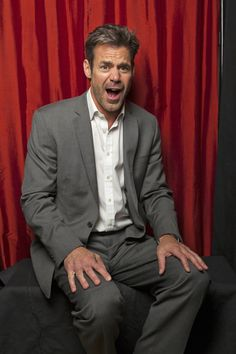 Tuc Watkins  (Photo Courtesy of Victoria Will / TV Guide Magazine)