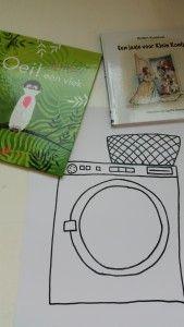 Voorlezen: Kleine wasjes grote wasjes