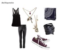 outfit inspired by joan jett     (from collegefashion.net)