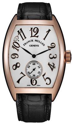 Franck Muller Vintage Curvex 7-Days Power Reserve Watch