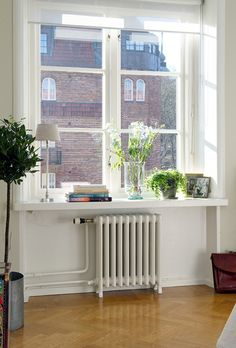 Window Ledge Seating wish i had deep window sills like this. | my style | pinterest