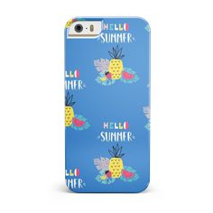 Hello Summer Love v1 iPhone 5/5S/SE Candy Shell Case
