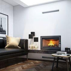 Kratki Jas - Wood Burning Fireplace Insert
