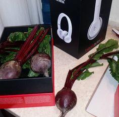 Beets on Beats box