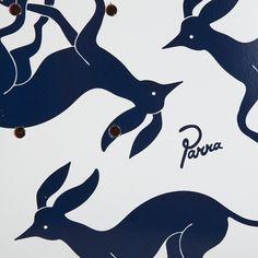 ROCKWELL BY PARRA 'DEER PATTERN' SKATEBOARD DECK Deer Pattern, Skateboard Decks, Repeating Patterns, Design, Decor, Art, Skateboards, Art Background, Decoration