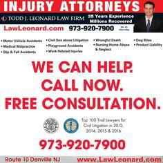 Todd J  Leonard Law Firm (toddjleonardlaw) on Pinterest