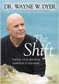 Dr. Wayne Dyer  This is a truly wonderful, simple story that hits home on living a life of true meaning despite day to day turmoils.  Read the book or watch the DVD.