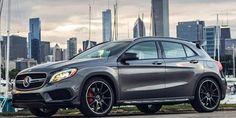 How the unique new 2015 Mercedes GLA-Class will blow away Chicago