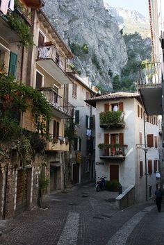 Limone sul Garda. Lago di Garda. Italia
