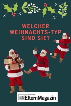 Unser Test: Welcher Weihnachtstyp sind Sie eigentlich? #weihnachten #advent #familie #streit #heiligabend Grinch, Branding, Last Minute, Hipster, Gifts For Girls, Pet Remembrance, Brand Management, Hipsters, Brand Identity