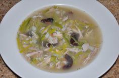 Shawna's Food and Recipe Blog: Cockaleeky Soup