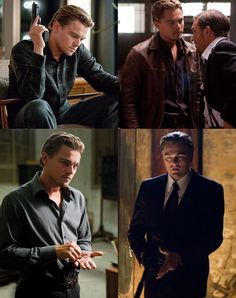 Dom Cobb - Leonardo Di Caprio - Inception Lookbook