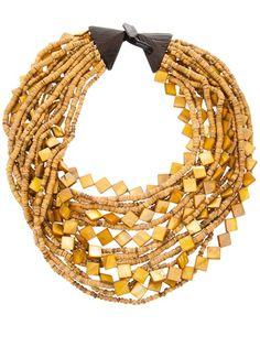 MONIES - Multi strand necklace 4