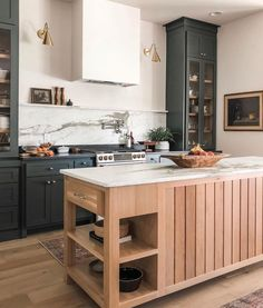 93 kitchen interior design trends for your home 1 Home Design, Interior Design Trends, Design A Space, Interior Modern, Küchen Design, Interior Design Kitchen, Layout Design, 2020 Design, Interior Colors