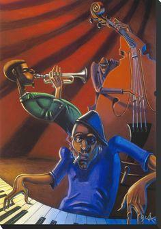 "JUSTIN BUA              ""Jazz Trio"""