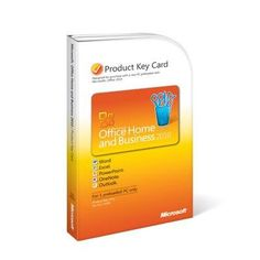 Microsoft T5D-00295 Office Home  Business 2010 Product Key Card (No Media) Software -   New  Generic 0-Day Warranty Microsoft T5D-00295 Microsoft T5D-00295 Office Home  Business 2010 Product Key Card (No Media) Software  Technical Information:SoftwareLicense Type:LicenseSoftware Suite Components:Microsoft Excel, Microsoft Outlook, Microsoft Powerpoint,... - http://softwaredownloaddeals.com/microsoft-t5d-00295-office-home-business-2010-product-key-ca