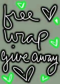 I'm giving away a free wrap for anyone that becomes a distributor today! Ask me how to join? debgotwraps.myitworks. com
