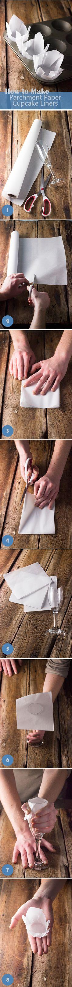 Tutorial de cómo hacer tulipas de papel en casa.