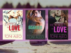 Renee Entress's Blog: [Release Blitz & Review] Hooked by Love by Toni Al...