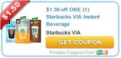 Save on Starbucks!