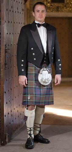 scottish+evening+dresses | Traditional Scottish Clothing