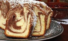 cinnamon swirl bundt cake is one of the desserts that will leave you wanting more.cinnamon swirl bundt cake is a simple dessert to prepare at home it's also delicious.cinnamon swirl bundt cake can be enjoyed Cinnamon Bun Cake, Cinnamon Streusel Coffee Cake, Food Cakes, Cupcake Cakes, Cake Mix Recipes, Dessert Recipes, Swirl Cake, Breakfast And Brunch, Box Cake Mix