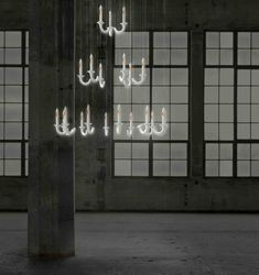 Contemporary chandelier / porcelain / LED / handmade WERSAILLES COLLECTION Beau&Bien