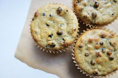 Simple Mills Gluten-Free Blueberry Muffins. Just add coffee and the perfect breakfast is complete!