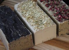 Choose a healthy, chemical-free alternative to traditional body products and receive an artisan soap loaf each month that suits you best. Choose from Vanilla Oatmeal, Lavender, Lemongrass, and Litsea Cubeba Goats Milk, and more. $55 /month
