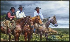 Paintings, Etchings, Native American artifacts.