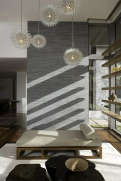 residence interiors...