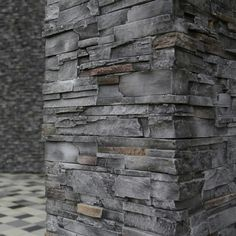 Kastone is a manufactured building stone material, offering excellent durability and the authentic imitation of natural stone. Building Stone, Stone Veneer, Brick And Stone, Exterior Paint, Natural Stones, Innovation, Wood, Painting, Home Decor