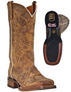NEW DAN POST Cowboy Certified Women's SIDEWINDER CC Tan Leather Western Boots #DanPost #CowboyWestern