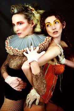 Circus Fashion Freaks by ~KatlinSumnersModel on deviantART