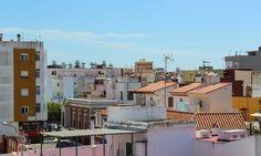 La Linea de la Concepcion, Cádiz, Andalusia, Spain, Europe   www.DoLessGetMoreDone.com  