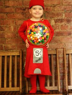 20 Kids Halloween Costumes to Make - Page 9 of 21 - diycandy.com