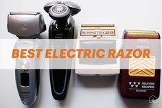 """7 Best Electric Shavers List for Men – Jun. 2020. There are two types of men in life, and we're not referring to the tedious """"boxers vs. briefs"""" ... shavingmachinesound #shavingbeard #shavingface Best Electric Razor, Best Electric Shaver, Beard Designs, Boxers, Jun, Life, Boxer, Boardshorts, Boxer Dogs"""